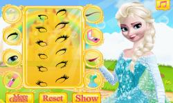 Elsa and Anna Makeup screenshot 2/5