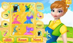 Elsa and Anna Makeup screenshot 3/5