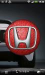 Honda 3D Logo Live Wallpaper screenshot 1/6