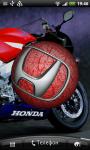 Honda 3D Logo Live Wallpaper screenshot 2/6