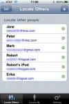 Family Tracker for iPad screenshot 1/1