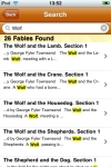 Fables Part2 (with search) screenshot 1/1