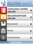 Bologna Smart screenshot 1/3