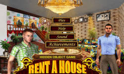 Free Hidden Objects Game - Rent a House screenshot 1/4