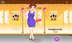 Cute Beauty Dress Up screenshot 2/3