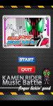 Music Battle Kamen Rider Decade screenshot 1/3