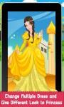 Charming Princess Dressup screenshot 4/5