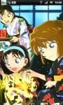 Case Closed Detective Conan LWP 4 screenshot 2/3
