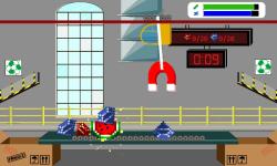 Retro Puzzle Crane screenshot 1/5