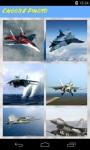 Aircraft Jigsaw Puzzle Free screenshot 1/5