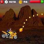 Girls Stunt Rider V2 screenshot 3/3