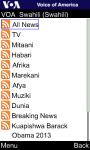 VOA Swahili for Java Phones screenshot 3/6