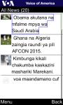 VOA Swahili for Java Phones screenshot 4/6
