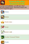 Natural Healthy Summer Foods screenshot 3/4