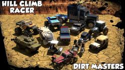 Hill Climb Racer Dirt Masters screenshot 1/6