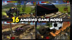 Hill Climb Racer Dirt Masters screenshot 2/6