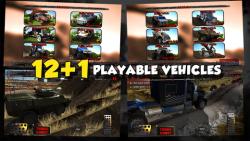 Hill Climb Racer Dirt Masters screenshot 3/6