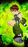 Ben 10 Ultimate Alien Wallpaper screenshot 6/6