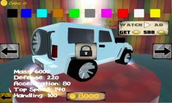 Shooter Cars screenshot 3/6
