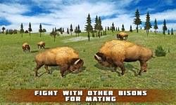 Angry Bison Simulator 3D screenshot 1/3