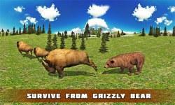 Angry Bison Simulator 3D screenshot 2/3