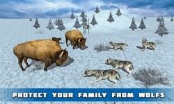 Angry Bison Simulator 3D screenshot 3/3
