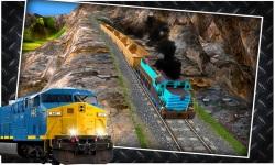 Cargo Train Drive Simulator 3D screenshot 2/5