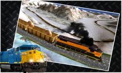 Cargo Train Drive Simulator 3D screenshot 3/5
