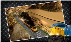 Cargo Train Drive Simulator 3D screenshot 4/5