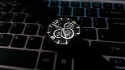 Iron Watch Face maximum screenshot 1/6