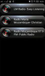 Radio FM Mozambique screenshot 1/2