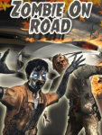 Zombie On Road Free screenshot 1/3