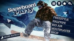 Snowboard Party complete set screenshot 5/6