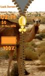 Wild Animal Zipper Lock Screen Free screenshot 5/6