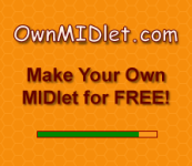 OwnMIDlet Demo screenshot 1/1