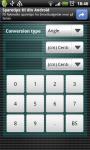 MaxApps Unit Converter screenshot 1/4