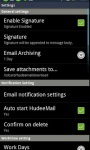 HudeeMail for Android screenshot 4/4