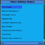 Video Editor Helper - Free screenshot 2/2