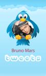 Bruno Mars Tweet screenshot 1/3