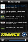 iRadio: Trance screenshot 1/1