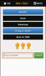 Whos Who-Quiz screenshot 3/4