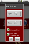 WORLD POWERFUL TRANSLATOR screenshot 3/4