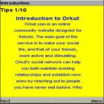 Orkut Tips screenshot 4/4