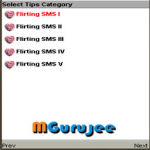 Flirting_SMS screenshot 3/3