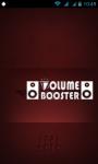 Easy Sound Booster screenshot 1/2