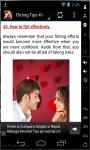 100 Flirting Tips 2014 screenshot 3/3