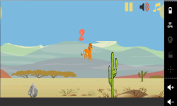 Jumping Lion Run Games screenshot 1/3
