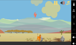 Jumping Lion Run Games screenshot 2/3