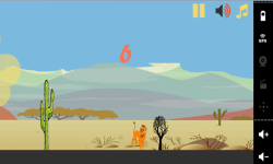 Jumping Lion Run Games screenshot 3/3