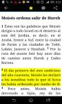 Biblia en Español -Spanish Bible screenshot 2/3